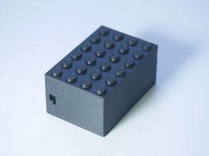 LEGOにくっつくモバイルバッテリー
